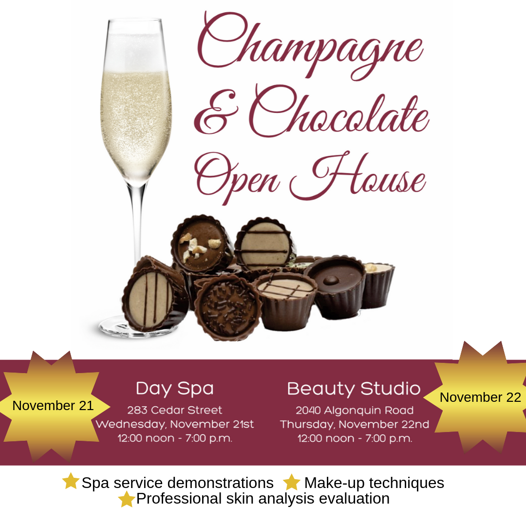 La Renaissance Champagne and Chocolate Open House